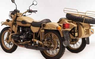 Урал Мотоцикл 2017 фото