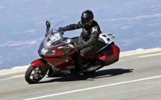 Мотоциклы BMW тест