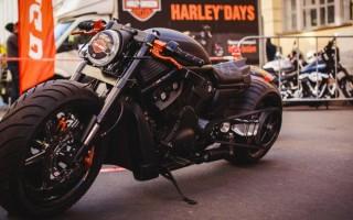 Мастерская Harley Davidson в москве