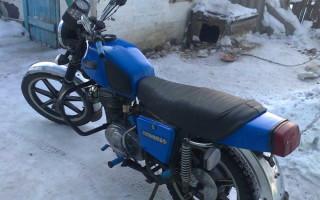 В какой цвет покрасить Мотоцикл Минск