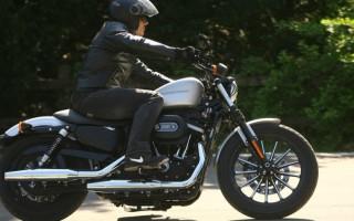 Harley Davidson iron 883 характеристики