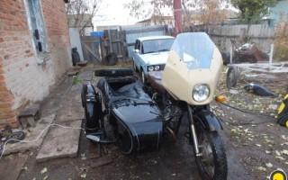 Мотоциклы Урал саратовская область