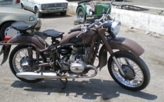 Мотоцикл Урал м63