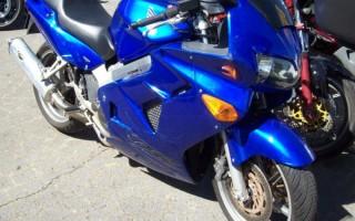 Honda VFR 800cc