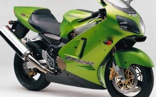 Kawasaki zx 12 Ninja