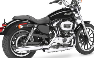 Harley Davidson xl1200l