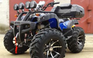 квадроцикл Хонда 500 на дром ру
