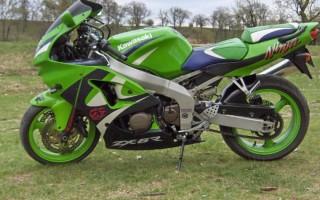 Kawasaki Ninja zx 6r 1999