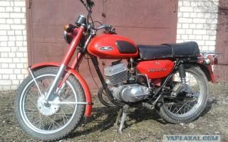 Мотоцикл Минск бу в нижегородской области