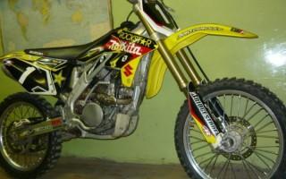 Suzuki Кроссовый Мотоцикл 250