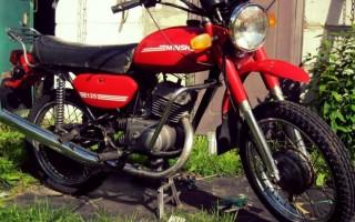 Все про Мотоциклы Минск