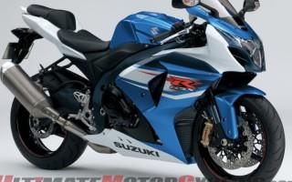 Suzuki GSX r1000 2012