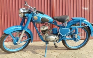 Мотоцикл Минск 1