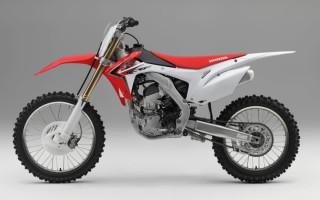 Кроссовый Мотоцикл 250 honda