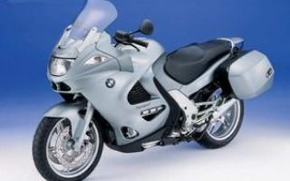 BMW k 1200 GT, описание модели