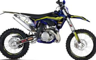 Эндуро Мотоцикл r2