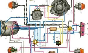 Схема проводки иж юпитер 3 6 вольт