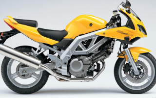 Мотоцикл Suzuki SV 650