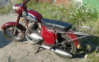 Мотоцикл Ява в нижегородской области