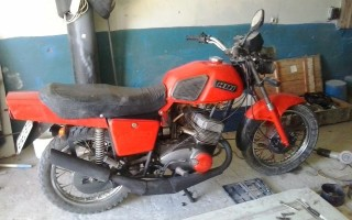 Астрахань Мотоцикл Планета 5
