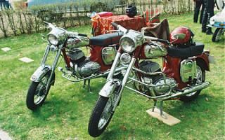 Чья Ява Мотоцикл
