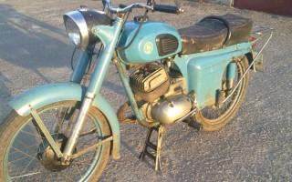 Минск козел Мотоцикл