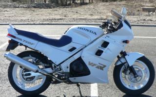Honda VFR 750 технические характеристики