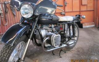 Ищу Мотоцикл Урал