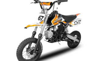 Кроссовый Мотоцикл с электростартером