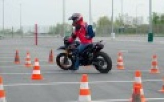 Обучение на Мотоцикле Минск