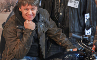Сергей каменев Harley Davidson