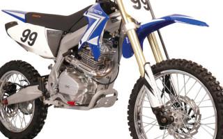 Раптор Мотоцикл Эндуро 250
