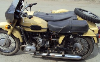 Мотоцикл Урал 8 103 10 технические характеристики