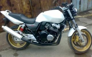 Honda CB 400 super four характеристики