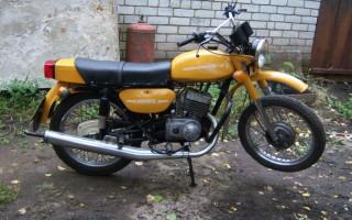 Мотоцикл Минск какой бензин заливать