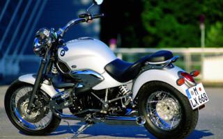 Мотоциклы БМВ чопперы