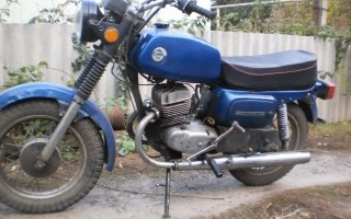 Мотоцикл иж восход