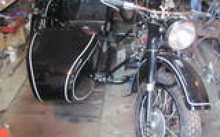 Мотоцикл Урал украина