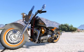 Harley Davidson fatboy lo изменения