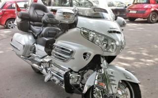 тюнинг мотоциклов Хонда GL