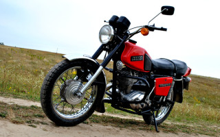 Мотоцикл иж Планета 5 технические