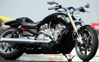 Последняя модель Harley Davidson