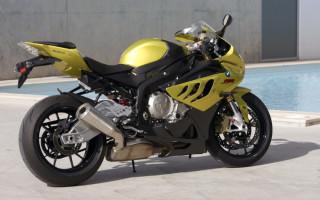 Коллекционные модели мотоциклов БМВ k1000rr