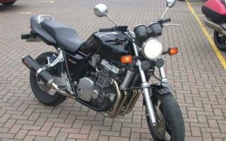 Honda CB 1000 super four технические характеристики