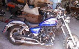 Китайские Мотоциклы пермь