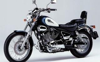 YAMAHA Virago XV250S, описание модели