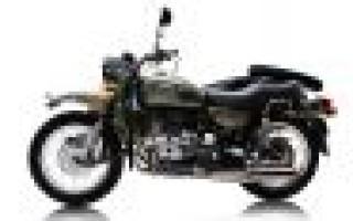 Мотоцикл Урал максимальная