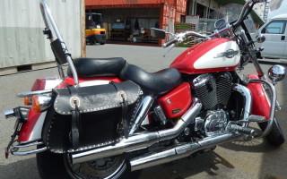 Honda Shadow 1100 classic