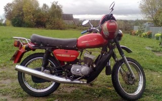 Мотоцикл Минск 3 112 11
