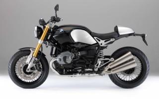 Мотоцикл БМВ ninet